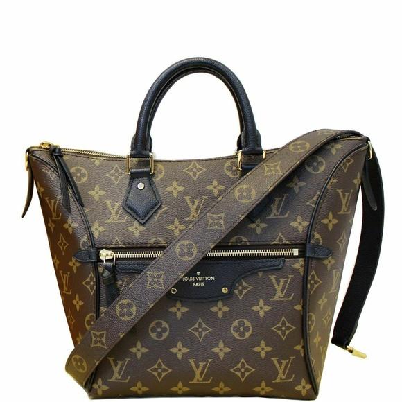 Louis Vuitton Handbags - LOUIS VUITTON Tournelle PM  Shoulder Handbag Black